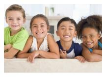 Smiling Childrens